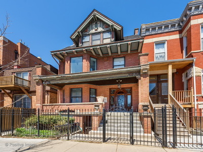 Chicago Multi Family Home New: 1032 West Diversey Parkway