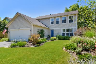 Aurora Single Family Home New: 2963 Carlsbad Circle