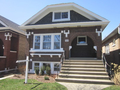 Berwyn Single Family Home New: 1618 Cuyler Avenue