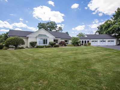 Kane County Single Family Home New: 6n158 Sulky Road