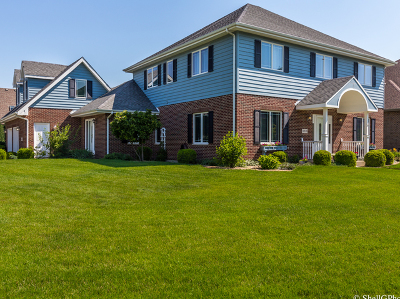 Frankfort Single Family Home For Sale: 10928 Pioneer Trail