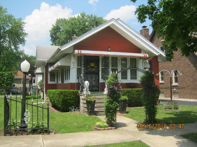 Joliet Single Family Home New: 507 3rd Avenue