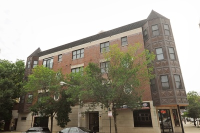 Chicago Condo/Townhouse New: 4603 North Racine Avenue #202