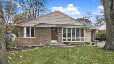 Deerfield Single Family Home For Sale: 1313 Warrington Road