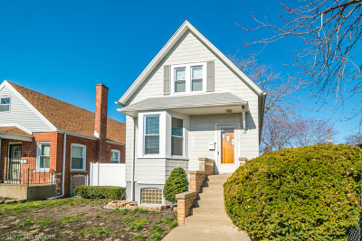 Chicago IL Single Family Home New: $144,900