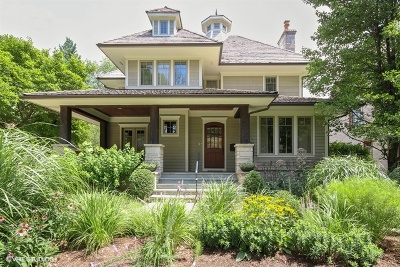 Hinsdale Single Family Home New: 543 North Elm Street