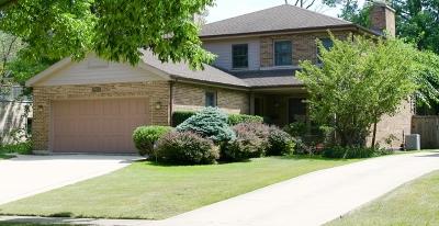 Glencoe Single Family Home For Sale: 394 Jefferson Avenue