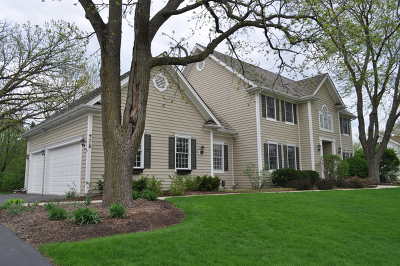 Cary Single Family Home For Sale: 975 Prairie Hill Court