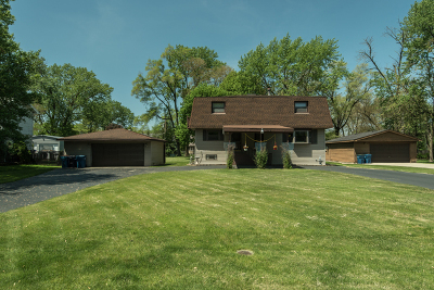 Palos Heights, Palos Hills Single Family Home New: 10340 South 74th Avenue