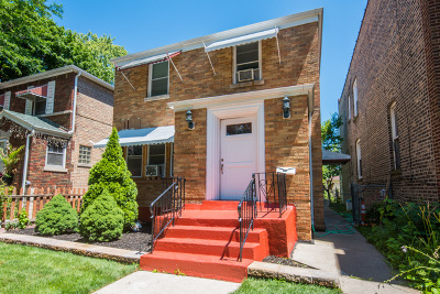 Chicago IL Single Family Home New: $199,000