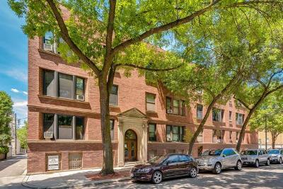 Chicago Condo/Townhouse New: 1962 North Howe Street #3
