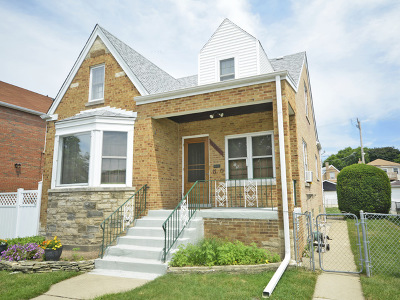 Chicago IL Single Family Home New: $374,000