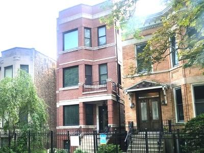 Chicago Condo/Townhouse New: 2627 North Washtenaw Avenue #1