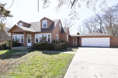 Northbrook Single Family Home New: 700 Pfingsten Road