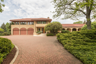 Oak Brook Single Family Home For Sale: 600 Mallard Lane