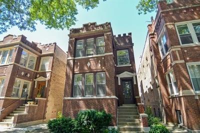 Chicago Multi Family Home New: 4858 North Talman Avenue
