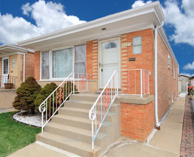 Chicago IL Single Family Home New: $193,500