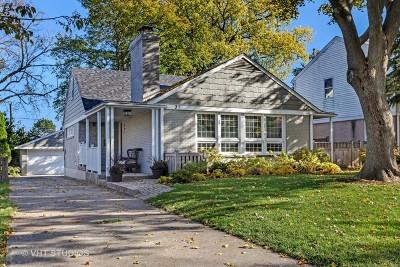 Cook County Single Family Home New: 31 Washington Street
