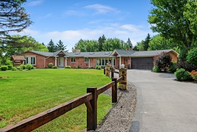 Barrington Single Family Home For Sale: 147 Old Dundee Road