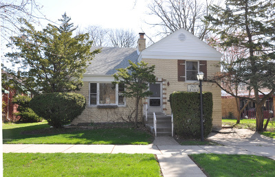Single Family Home New: 11471 South Lothair Avenue