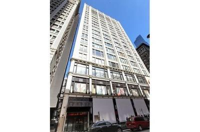 Chicago Condo/Townhouse New: 8 West Monroe Street #2000