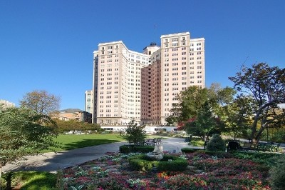 Chicago Condo/Townhouse New: 5555 North Sheridan Road #1415A