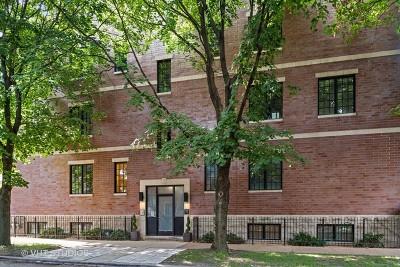 Chicago Condo/Townhouse New: 1955 West Barry Avenue #1E