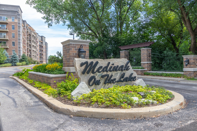 Bloomingdale Condo/Townhouse For Sale: 120 Lakeview Drive #324