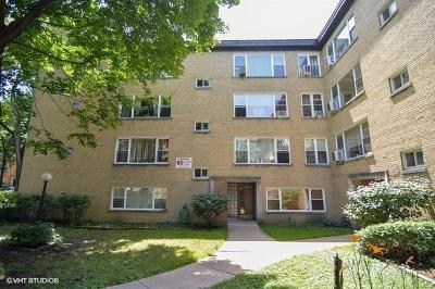 Chicago Condo/Townhouse New: 6134 North Damen Avenue #3B