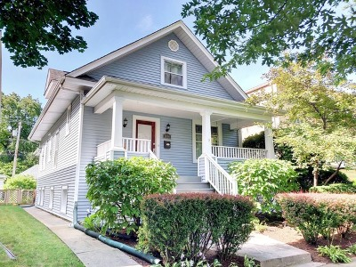 Forest Park Single Family Home For Sale: 7656 Adams Street