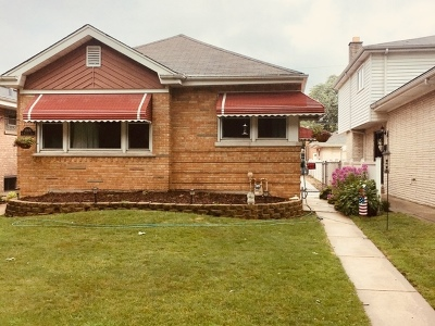 Chicago Single Family Home New: 10105 South Fairfield Avenue South