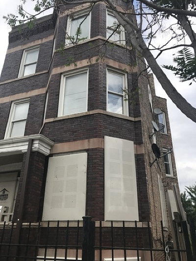 Chicago Multi Family Home New: 1327 South Homan Avenue