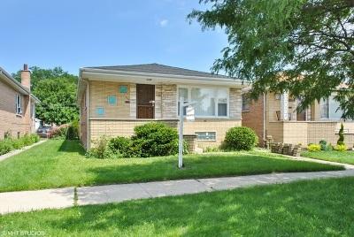Chicago Single Family Home New: 8119 South Sacramento Avenue
