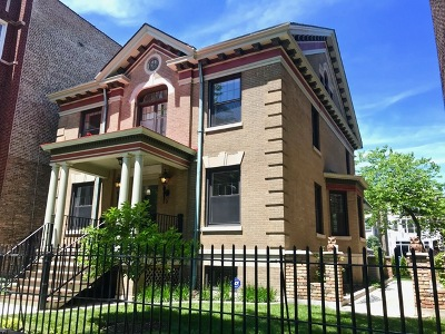 Chicago Single Family Home New: 1426 West Rascher Avenue