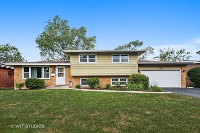 Downers Grove IL Single Family Home New: $399,900