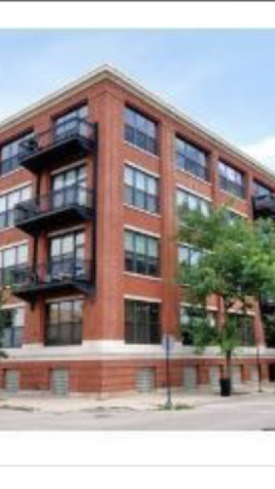 Chicago Condo/Townhouse New: 1040 West Adams Street #432