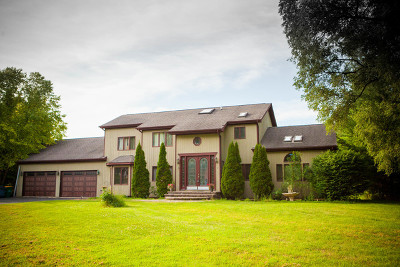Crystal Lake Single Family Home New: 9412 Ballard Road