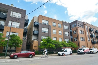 Chicago Condo/Townhouse New: 2923 North Clybourn Avenue #402