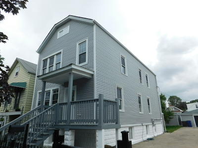 Cicero Multi Family Home For Sale: 3132 South 53rd Avenue