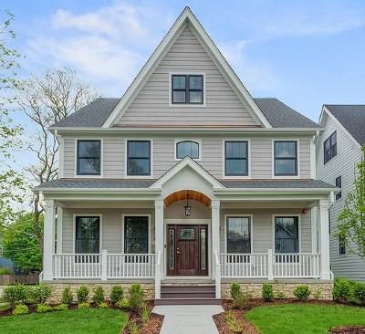 La Grange Park Single Family Home For Sale: 447 North Spring Avenue