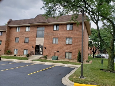 Lombard Condo/Townhouse Re-Activated: 120 East Fountainview Lane #1B