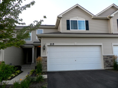 Woodstock Condo/Townhouse New: 215 Wild Meadow Lane