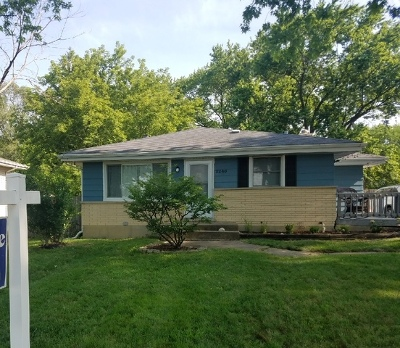 Downers Grove IL Single Family Home New: $245,000