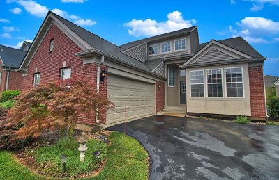Orland Park Single Family Home Price Change: 9356 Dunmurry Drive