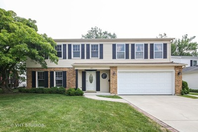Lombard Single Family Home For Sale: 1057 Cherry Lane