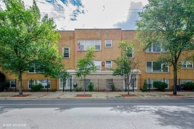 Chicago Condo/Townhouse New: 4511 North Central Avenue #203