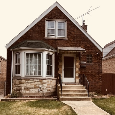 Chicago Single Family Home New: 6118 South Massasoit Avenue South