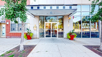 Chicago Condo/Townhouse New: 6 South Laflin Street #611