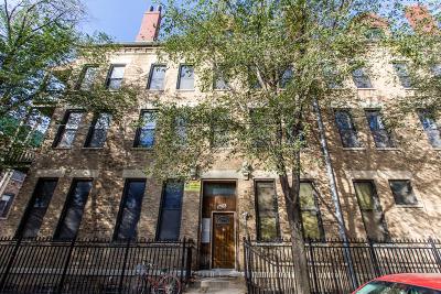 Chicago Rental New: 1435 West Blackhawk Street #2F