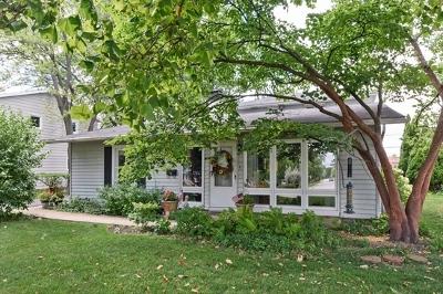 Glenview Single Family Home New: 3323 Thornberry Lane